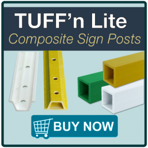 Composite Sign Posts