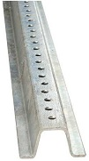Galvanized U-Channel Post